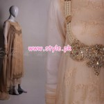 Zonia Anwaar Winter Party Dresses 2013 008