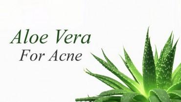 how does aloe vera help acne 001
