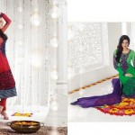 Aashri Creations Spring Collection 2013 For Women 002