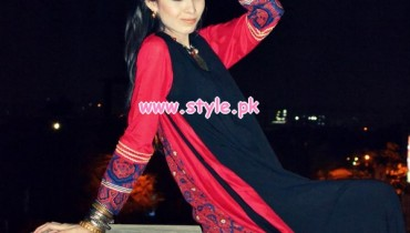 Afifa Shah Latest Spring Collection 2013 005