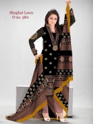 Al-Hamra Textiles Soughat Lawn Collection 2013 For Women 0020