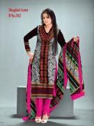 Al-Hamra Textiles Soughat Lawn Collection 2013 For Women 0022