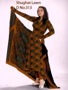Al-Hamra Textiles Soughat Lawn Collection 2013 For Women 0030