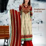 Al-Hamra Textiles Soughat Lawn Collection 2013 For Women 005