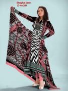 Al-Hamra Textiles Soughat Lawn Collection 2013 For Women 008