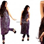 Ambreen Azhar Party Wear Dresses 2013 for Girls 001