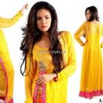 Ambreen Azhar Party Wear Dresses 2013 for Girls 002
