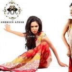 Ambreen Azhar Party Wear Dresses 2013 for Girls 003
