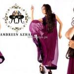 Ambreen Azhar Party Wear Dresses 2013 for Girls 004