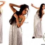 Ambreen Azhar Party Wear Dresses 2013 for Girls 006
