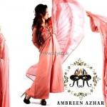 Ambreen Azhar Party Wear Dresses 2013 for Girls 007