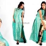 Ambreen Azhar Party Wear Dresses 2013 for Girls 009