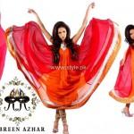 Ambreen Azhar Party Wear Dresses 2013 for Girls 010