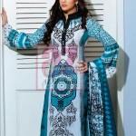 Anum Lawn Collection 2013 by Al-Zohaib Textiles 004