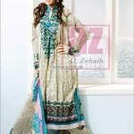 Anum Lawn Collection 2013 by Al-Zohaib Textiles 005