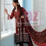 Anum Lawn Collection 2013 by Al-Zohaib Textiles 008