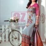 Anum Lawn Collection 2013 by Al-Zohaib Textiles 009