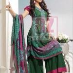 Anum Lawn Collection 2013 by Al-Zohaib Textiles 012