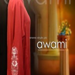Awami Casual Wear Collection 2013 for Women by Amir Adnan 006 150x150 pakistani dresses