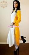 Badiya Nighat's Exclusive Casual Dresses 2013 For Women 003