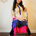 Badiya Nighat's Exclusive Casual Dresses 2013 For Women 005