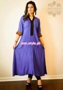 Badiya Nighat's Exclusive Casual Dresses 2013 For Women 006