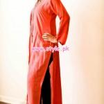 Badiya Nighat's Exclusive Casual Dresses 2013 For Women 007