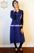 Badiya Nighat's Exclusive Casual Dresses 2013 For Women 008