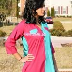 Badiya Nighat's Latest Spring Collection For Women 2013 016