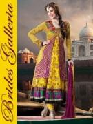 Brides Galleria Anarkali Frocks Collection 2013 For Women 001