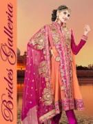Brides Galleria Anarkali Frocks Collection 2013 For Women 0012