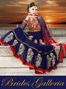 Brides Galleria Anarkali Frocks Collection 2013 For Women 0013