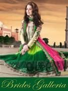 Brides Galleria Anarkali Frocks Collection 2013 For Women 002
