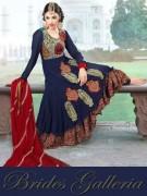 Brides Galleria Anarkali Frocks Collection 2013 For Women 003