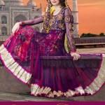 Brides Galleria Anarkali Frocks Collection 2013 For Women 005