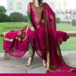 Brides Galleria Anarkali Frocks Collection 2013 For Women 006