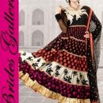 Brides Galleria Anarkali Frocks Collection 2013 For Women 007