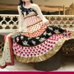 Brides Galleria Anarkali Frocks Collection 2013 For Women 008