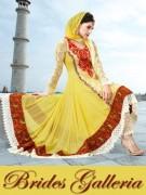 Brides Galleria Anarkali Frocks Collection 2013 For Women 009