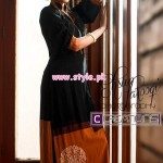 Creations Latest Party Wear Collection For Women 2013 001