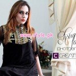 Creations Latest Party Wear Collection For Women 2013 004