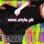 Creations Latest Party Wear Collection For Women 2013 006