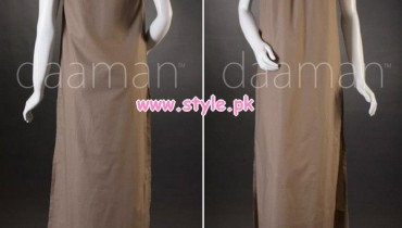 Daaman Latest Summer Collection For Girls 2013 006