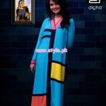Dicha Clothing Latest Casual Wear kurti For Women 2013 001