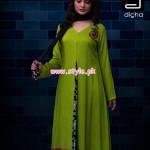 Dicha Clothing Latest Casual Wear kurti For Women 2013 003