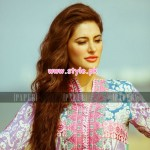 Elan Lawn Collection For Summer 2013 By Hussain Mills 002