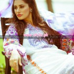 Elan Lawn Collection For Summer 2013 By Hussain Mills 004