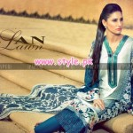 Elan Lawn Collection For Summer 2013 By Hussain Mills 005