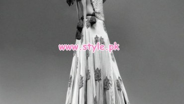 Erum Khan Latest Bridal Wear Collection 2013 001