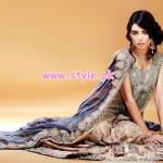 Erum Khan Latest Bridal Wear Collection 2013 003